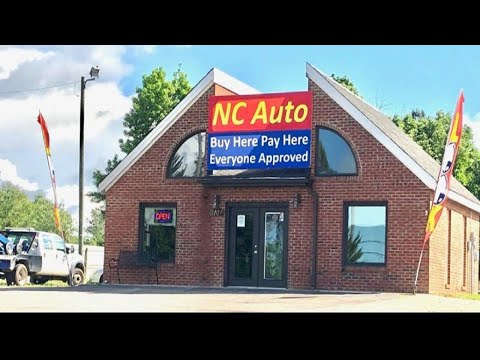 NC Auto & Equipment Sales