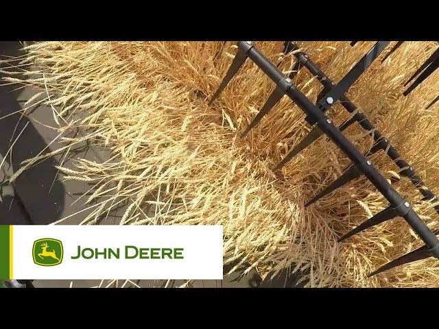 John Deere | S700 - Wheat