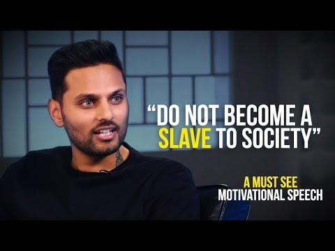 The Power of Self-Control - One of The Most Motivational Speeches (Jay Shetty Motivation)