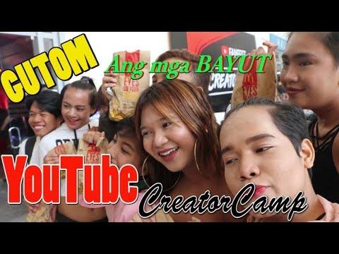 Youtube Creator Camp 2018 (Daming sikat Ft.Baninay, Pamela, Wil, Etc.)   BNT VLOGS #12