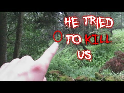 Exploring Gone Wrong Crazy Farmer Tried To Kill Us With ShotGun!