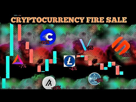 Is this the best time to buy cryptocurrencies?   SELL OFF!