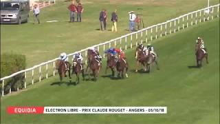 Vidéo de la course PMU PRIX CLAUDE ROUGET