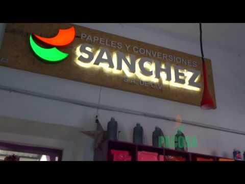 Papeles Sanchez |  PACOSA | Papeles y conversiones Sanchez en Guadalajara Jalisco México.