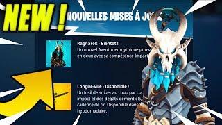 New Aventurier Mythique & Lama Anniversaire ! Fortnite Sauver le Monde New