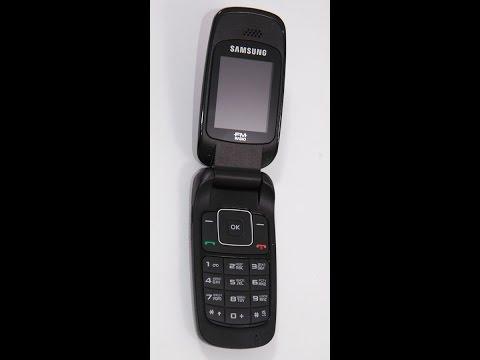 Краш Тест Samsung e1310m