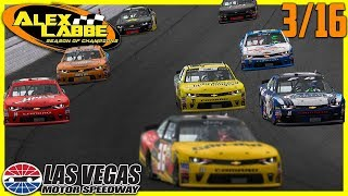 iRacing - Alex Labbe Season of Champions at Las Vegas |Round 3/16| 150 Laps