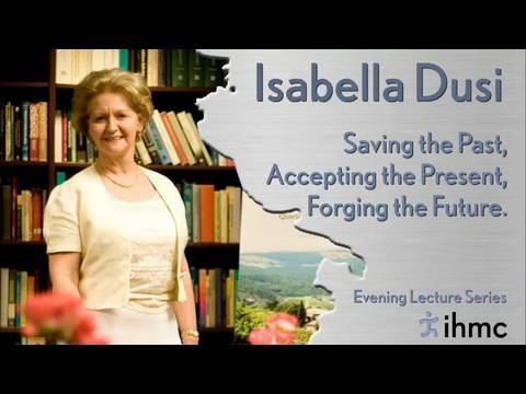 Isabella Dusi: Saving the Past, Accepting the Present, Forging a Future