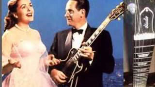 Les Paul & Mary Ford- Take Me In Your Arms And Hold Me
