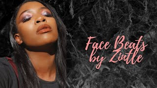 Face Beats by Zintle S1 E7 | How Not to Do Your Makeup on Camera Quarantine Style | @baabmedia