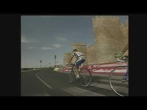 Cycling Tour de Spain 2004 part 5