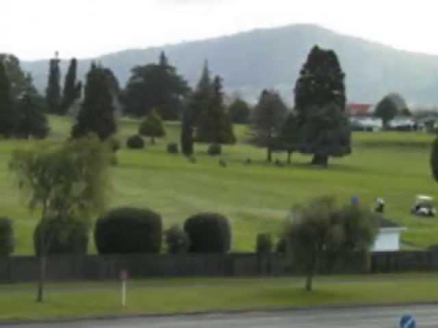 Rotorua Golf Club   About Us