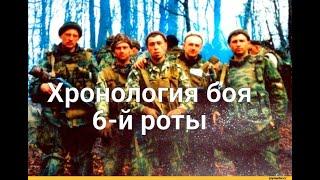 Как погибала 6-я рота. Разбор последнего боя псковских десантников.