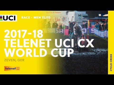 2017-18 Telenet UCI Cyclo-cross World Cup - Zeven (GER) / Men Elite