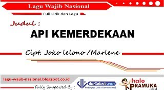 Download lagu API KEMERDEKAAN Lirik MP3