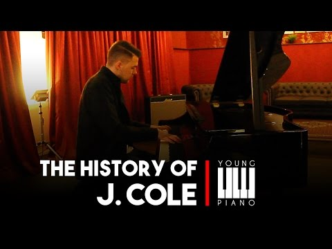 The History of J. Cole | by Young Piano (OneTake)