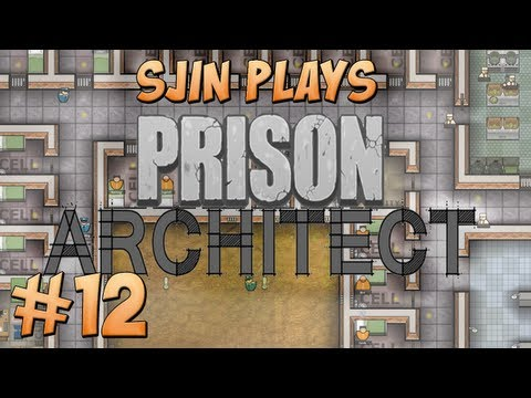 Prison Architect #12 - Solitary Confinement