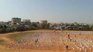 IN INDIA-Guiness record of martial arts