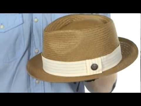 41d8fda3 Goorin Brothers Snare Fedora 4 SKU: #8027085 - YouTube