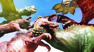 The Last Monster War Begins NOW.. Part 21 - Ark Survival Evolved
