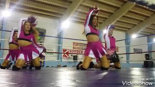 Actuación Cheerladies| III Torneo San Froilán Concello de Lugo de Boxeo | Boxing Club Cidade de Lugo