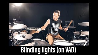 Download lagu BLINDING LIGHTS - The Weeknd - DRUM COVER on Roland VAD 506