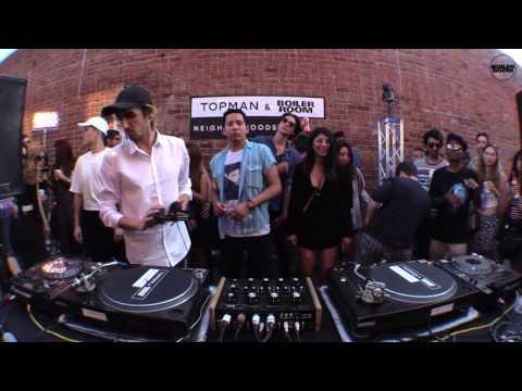 Sage Caswell Boiler Room Los Angeles DJ Set