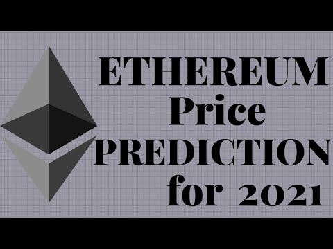 Ethereum Price Prediction For 2021