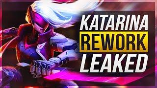 KATARINA REWORK LEAKED? - League of Legends