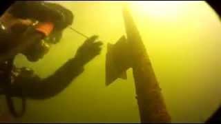 Подводная сварка(Подводная сварка. Сложность и красота работы завораживают., 2014-12-23T19:46:01.000Z)