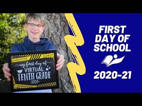 Shelton School District - First Day of School 2020