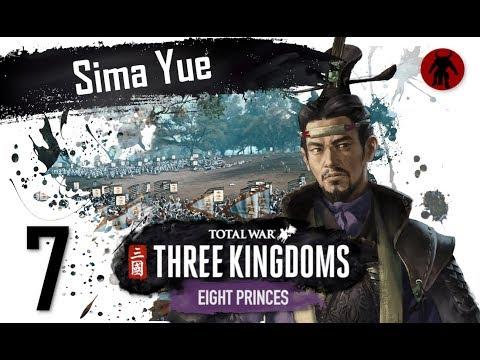Total War: Three Kingdoms Eight Princes - Sima Yue Campaign (Romance Mode) #7