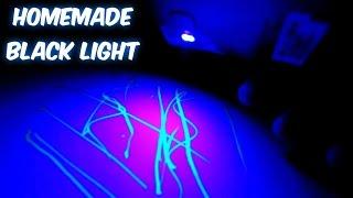 DIY Black Light