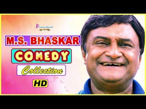 M S Bhaskar Comedy Scenes | Vijay Sethupathi | Sarath Kumar | Vikram Prabhu | Gautham Karthik