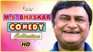 M S Bhaskar Comedy Scenes   Vijay Sethupathi   Sarath Kumar   Vikram Prabhu   Gautham Karthik