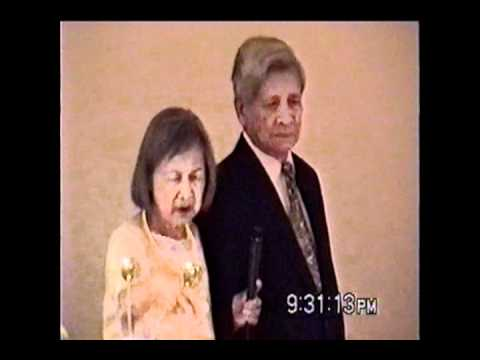 My Parents In Laws 50thGoldenWedding Anniversary Part1