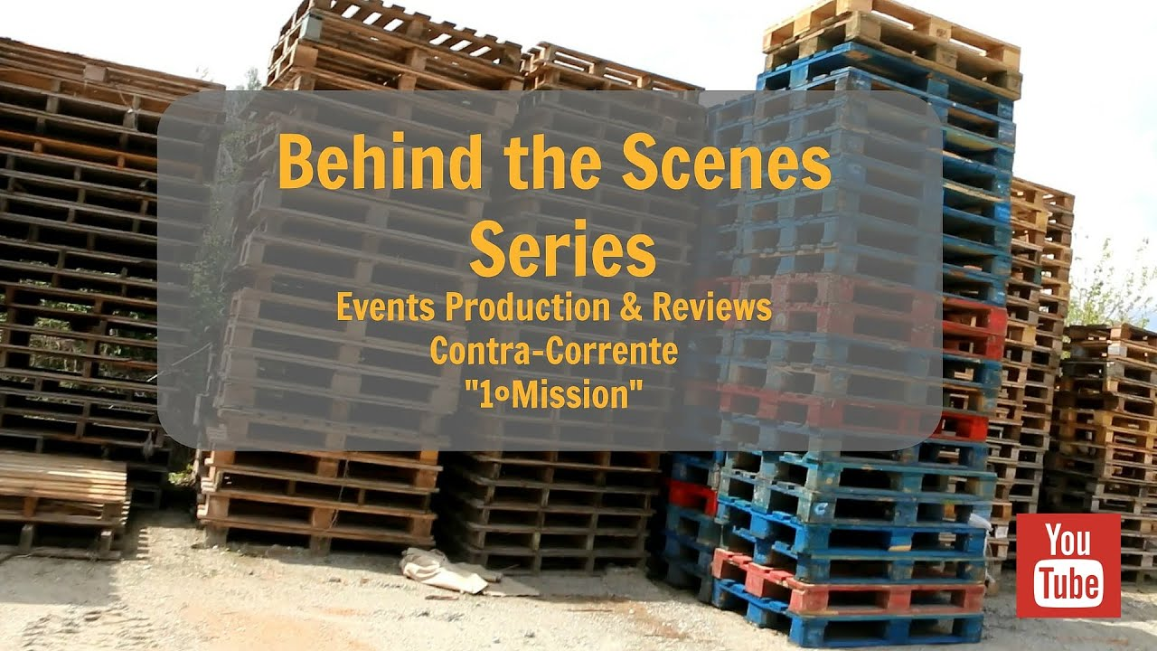 Exceptional Behind The Scenes, Events Production U0026 Reviews   Festival Contra Corrente  Intro