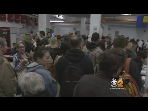 Voters Upset With Election Day Problems