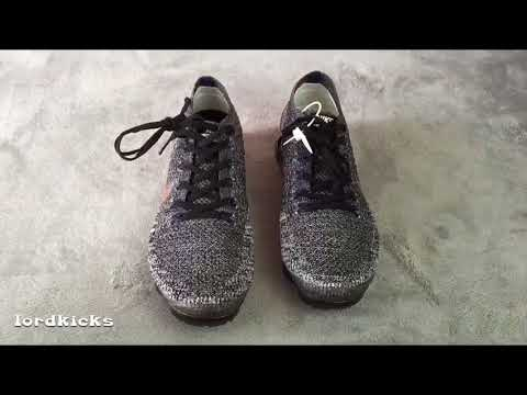 "e347e623650 Nike Air VaporMax Flyknit ""Explorer Dark"" Review   On Feet Great Quality!!"
