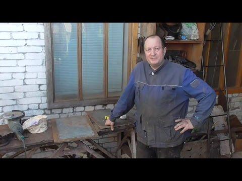 видео: Изготовление банной печки № 1/ bake in the sauna №1