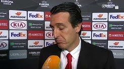 Unai Emery's final interview as Arsenal boss
