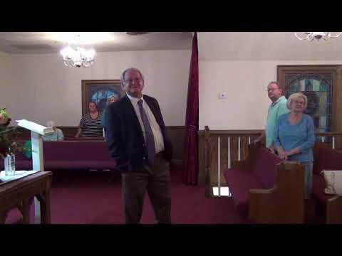 Roanoke Baptist Church July 19,  2021 Revival