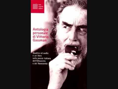 Vittorio Gassman legge