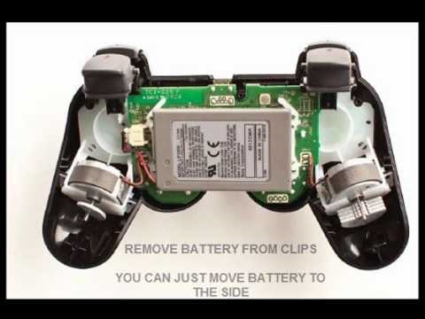 Easy Rapid Fire Mod For PS3 Controllers - No Soldering Gun Needed!