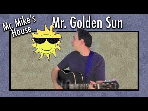preschool-learning:-singing-to-mr.-golden-sun