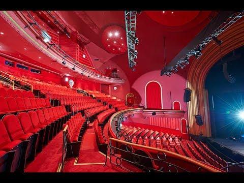 Conoce el teatro coliseum stage entertainment youtube - Teatro coliseum madrid interior ...