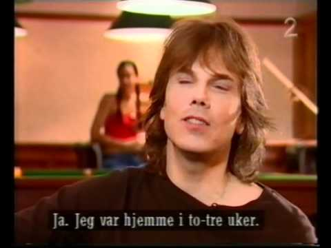 Joey Tempest - God Kveld Norge Interview (2002)