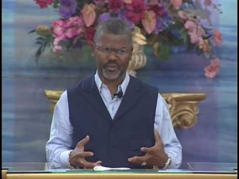 I Decided I'm Coming Out Bishop Ron M. Gibson