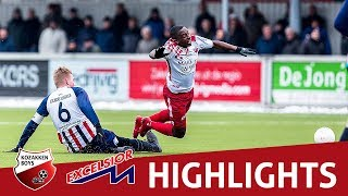 Highlights Kozakken Boys - Excelsior M 17/18 - Kozakken Boys TV