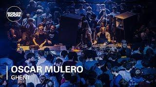 Oscar Mulero The Sound of Belgium Boiler Room DJ Set